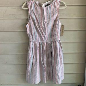 Reformation Stripe Dress